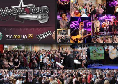 VOCAL TOUR